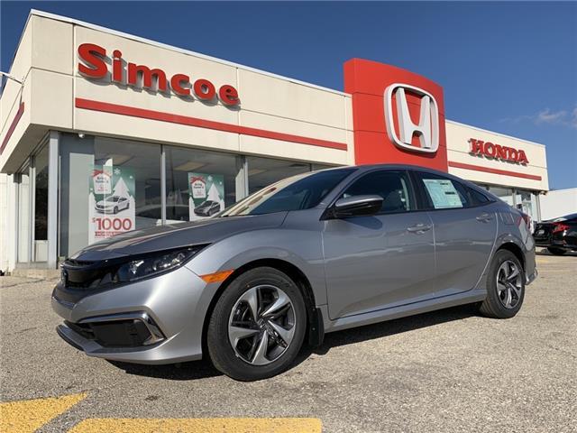 2021 Honda Civic LX (Stk: 21004) in Simcoe - Image 1 of 17