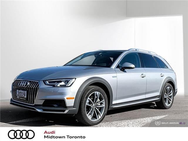 2019 Audi A4 allroad 45 Technik (Stk: P8484) in Toronto - Image 1 of 25