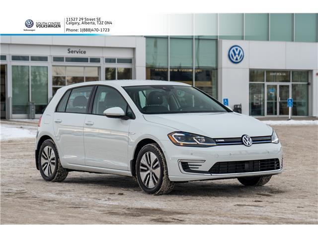 2020 Volkswagen e-Golf Comfortline (Stk: 00017) in Calgary - Image 1 of 39