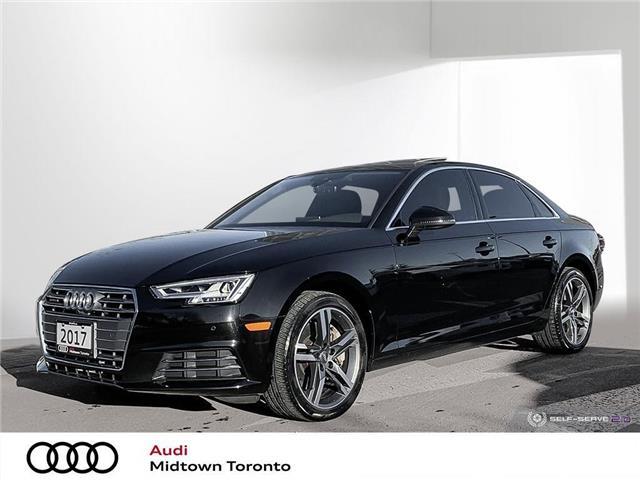 2017 Audi A4 2.0T Technik (Stk: P8481) in Toronto - Image 1 of 25