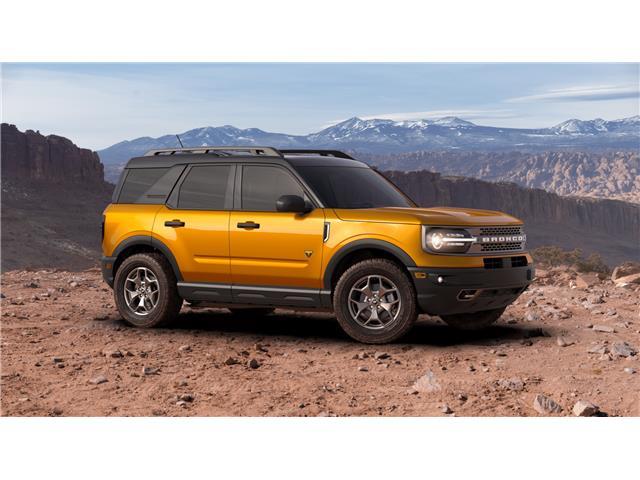 2021 Ford Bronco Sport Badlands (Stk: Bronco Badlands Sport 4-Door) in Ottawa - Image 1 of 1
