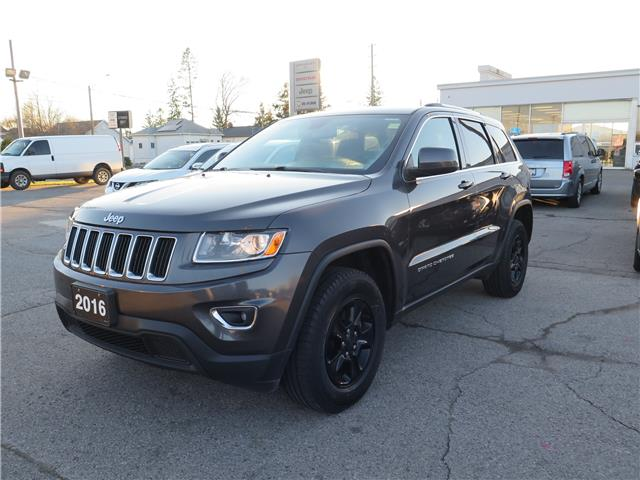 2016 Jeep Grand Cherokee Laredo (Stk: 87759) in St. Thomas - Image 1 of 19