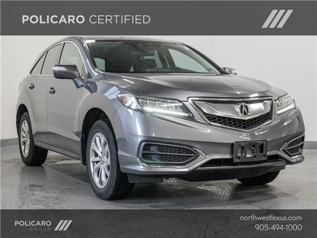 2017 Acura RDX Tech (Stk: 802000T) in Brampton - Image 1 of 16