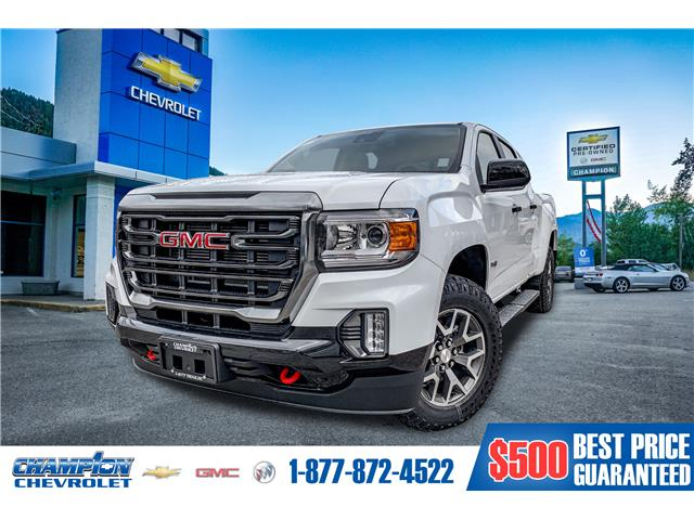 2021 GMC Canyon  (Stk: 21-09) in Trail - Image 1 of 27