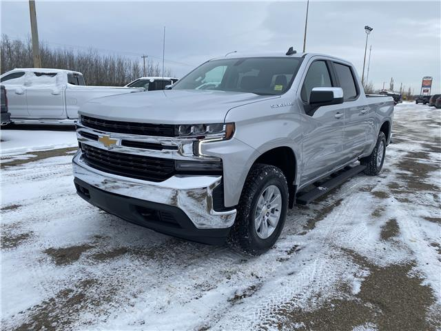 2021 Chevrolet Silverado 1500 LT (Stk: T0199) in Athabasca - Image 1 of 24