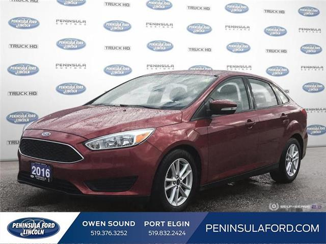 2016 Ford Focus SE (Stk: 2120A) in Owen Sound - Image 1 of 25
