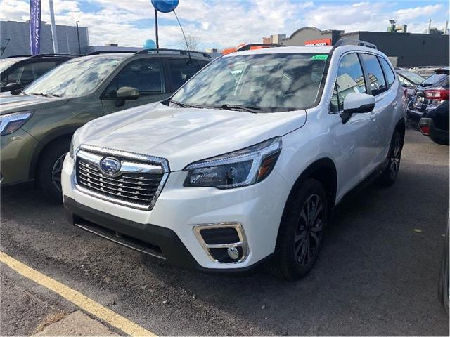 2021 Subaru Forester Limited (Stk: S5609) in St.Catharines - Image 1 of 15