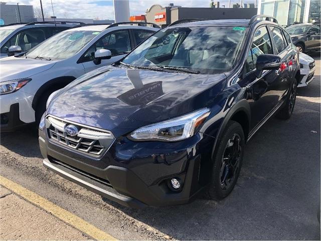 2021 Subaru Crosstrek Limited (Stk: S5605) in St.Catharines - Image 1 of 15