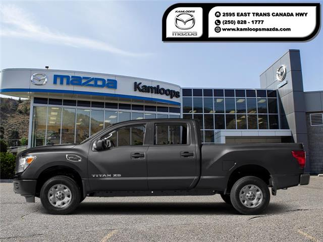 2017 Nissan Titan XD S Gas (Stk: P3362) in Kamloops - Image 1 of 1