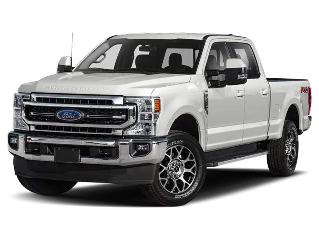 2021 Ford F-250 Lariat (Stk: FF27082) in Tilbury - Image 1 of 9
