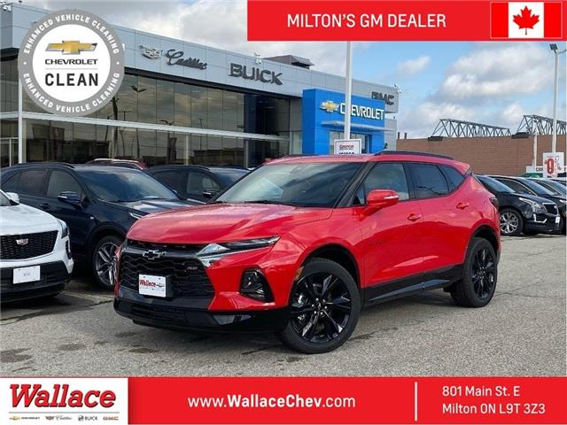 2021 Chevrolet Blazer RS (Stk: 509720d) in Milton - Image 1 of 19