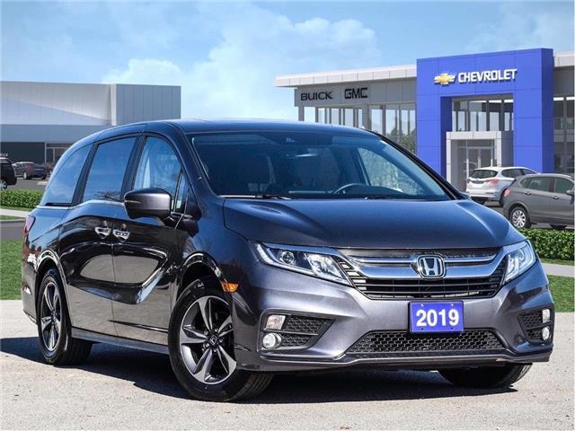 2019 Honda Odyssey EX (Stk: 363165A) in Markham - Image 1 of 28
