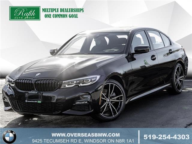 2021 BMW 330i xDrive (Stk: B8390) in Windsor - Image 1 of 21