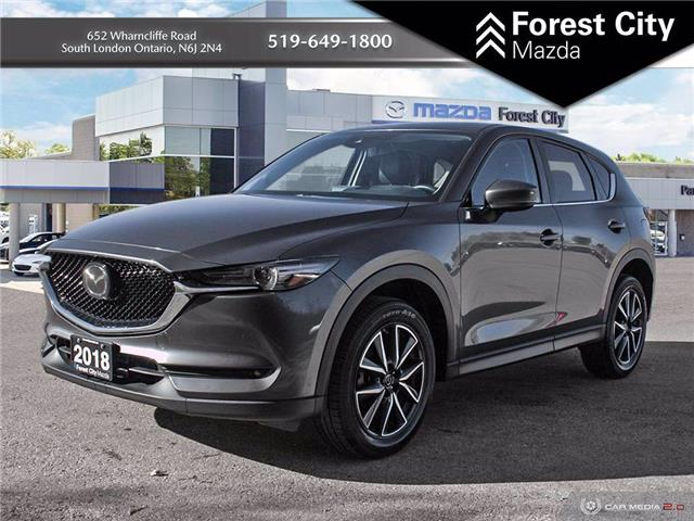 2018 Mazda CX-5 GT (Stk: ML0169) in Sudbury - Image 1 of 15
