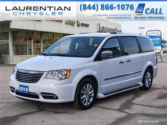 2016 Chrysler Town & Country Limited (Stk: 20522A) in Sudbury - Image 1 of 33