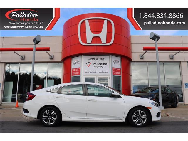 2016 Honda Civic LX (Stk: U9787A) in Sudbury - Image 1 of 32