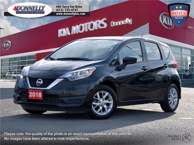 2018 Nissan Versa Note  (Stk: KUR2450) in Ottawa - Image 1 of 26