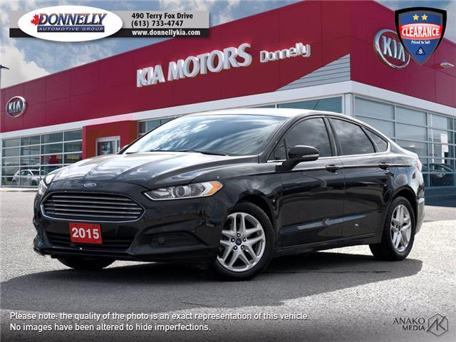 2015 Ford Fusion SE (Stk: KS347C) in Ottawa - Image 1 of 27