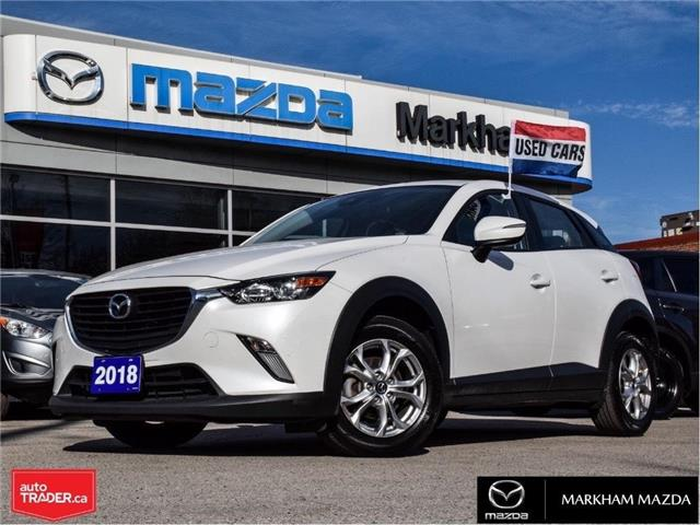 2018 Mazda CX-3 GS (Stk: D5210027A) in Markham - Image 1 of 25