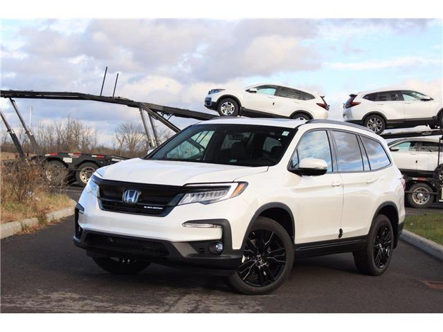 2021 Honda Pilot Black Edition (Stk: 210030) in Orléans - Image 1 of 23