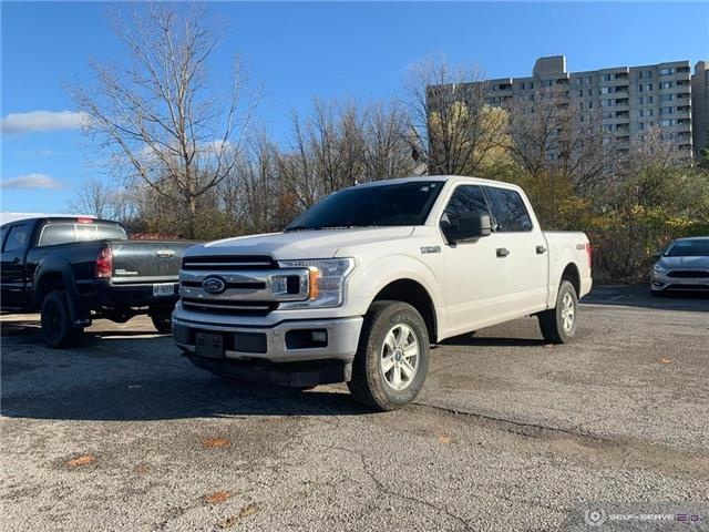 Used 2020 Ford F-150  4X4 - London - Finch Chrysler Dodge Jeep Ram Ltd