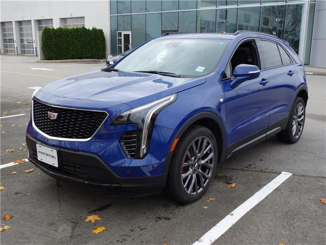2021 Cadillac XT4 Sport (Stk: 1200540) in Langley City - Image 1 of 6