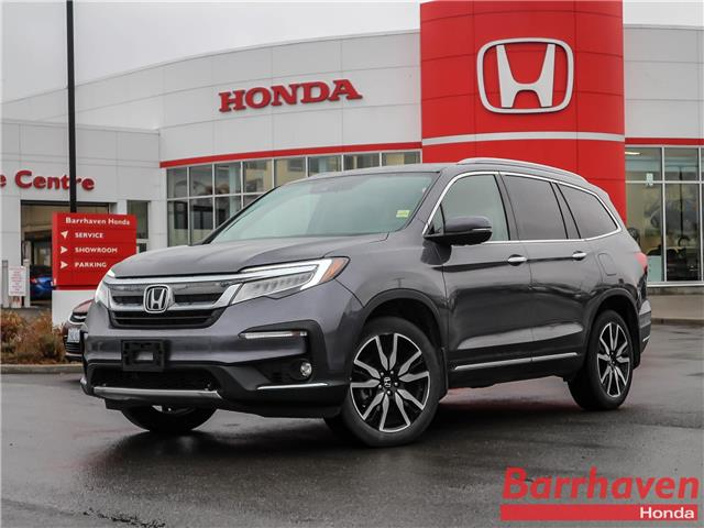 2019 Honda Pilot Touring (Stk: B0727) in Ottawa - Image 1 of 30