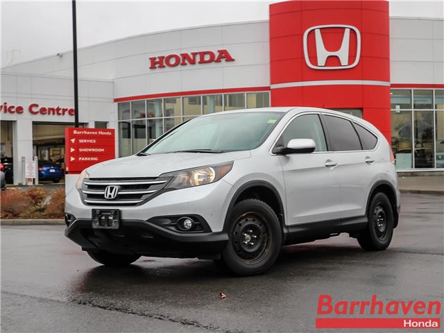 2013 Honda CR-V EX (Stk: 3156A) in Ottawa - Image 1 of 8
