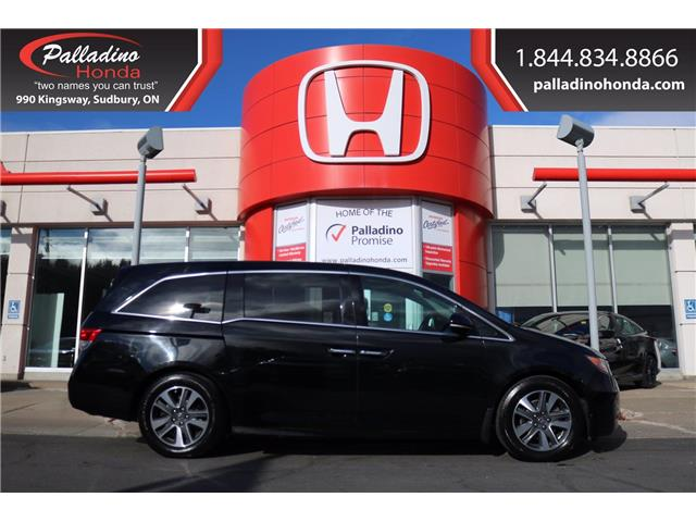 2015 Honda Odyssey Touring (Stk: 22809A) in Greater Sudbury - Image 1 of 39