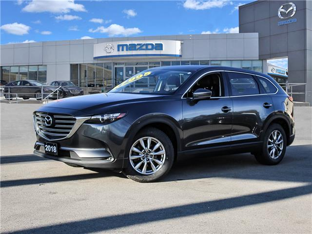 2018 Mazda CX-9  (Stk: U1018) in Hamilton - Image 1 of 19