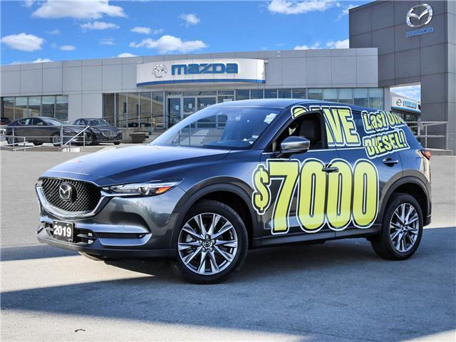 2019 Mazda CX-5 Signature w/Diesel (Stk: HN2749) in Hamilton - Image 1 of 26