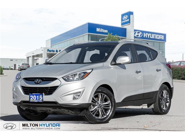 2015 Hyundai Tucson GLS (Stk: 080094A) in Milton - Image 1 of 21