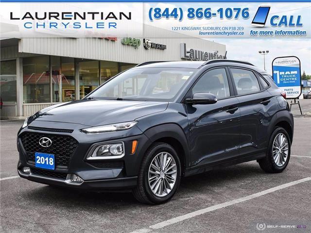 2018 Hyundai Kona 2.0L Preferred (Stk: 20144A) in Sudbury - Image 1 of 27