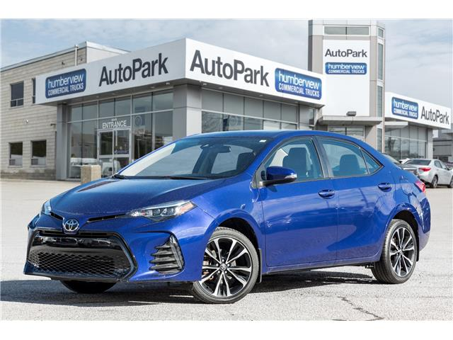 2019 Toyota Corolla SE (Stk: APR9660) in Mississauga - Image 1 of 20