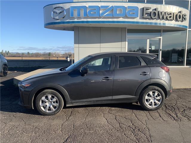 2017 Mazda CX-3 GX (Stk: 22509) in Pembroke - Image 1 of 11