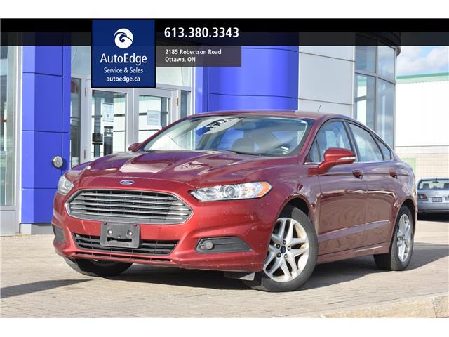 2014 Ford Fusion SE (Stk: A0411) in Ottawa - Image 1 of 25