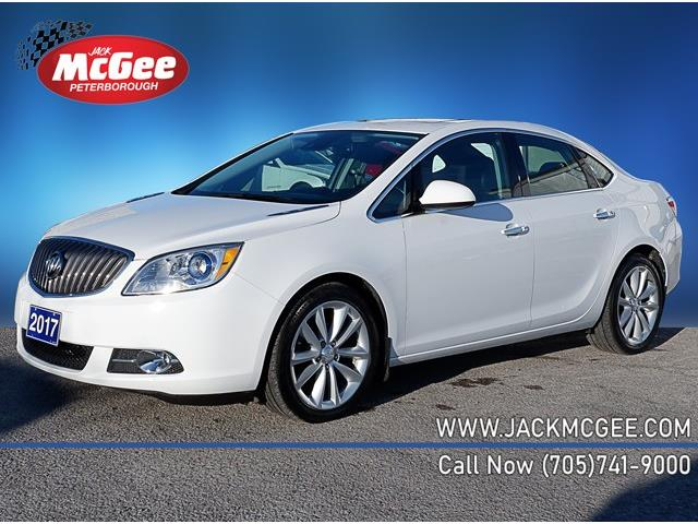 2017 Buick Verano Leather (Stk: 20623A) in Peterborough - Image 1 of 19