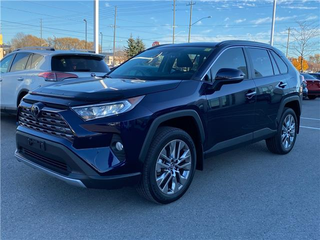 2019 Toyota RAV4 Limited (Stk: W5201) in Cobourg - Image 1 of 29