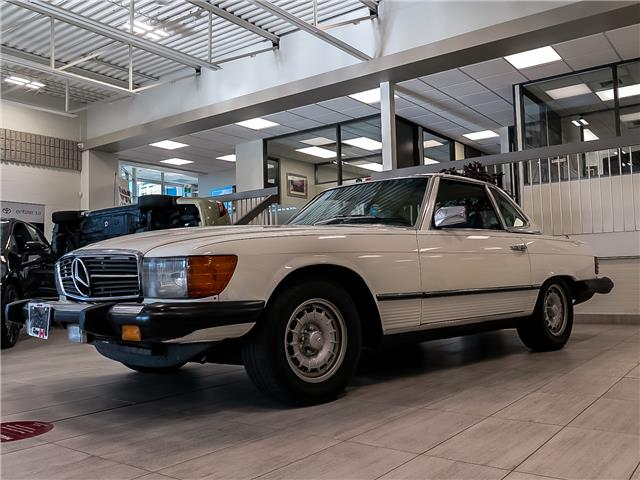 1977 Mercedes-Benz 420