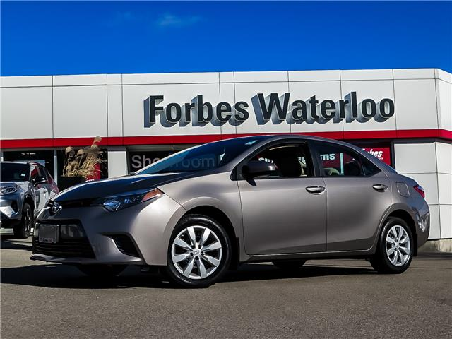 2016 Toyota Corolla  (Stk: 02232R) in Waterloo - Image 1 of 18