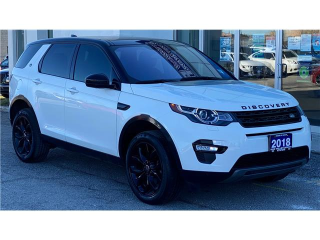 2018 Land Rover Discovery Sport HSE (Stk: 8846H) in Markham - Image 1 of 24