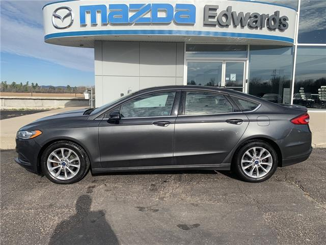 2017 Ford Fusion SE (Stk: 22511) in Pembroke - Image 1 of 10
