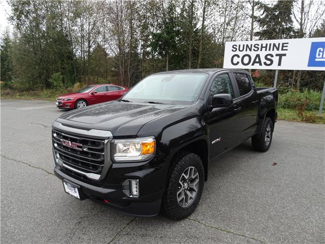 2021 GMC Canyon  (Stk: GM128613) in Sechelt - Image 1 of 18