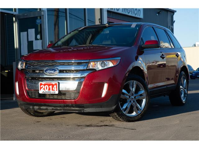 2014 Ford Edge SEL (Stk: 201062) in Chatham - Image 1 of 25