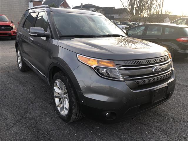 2014 Ford Explorer Limited (Stk: 20162C) in Cornwall - Image 1 of 29