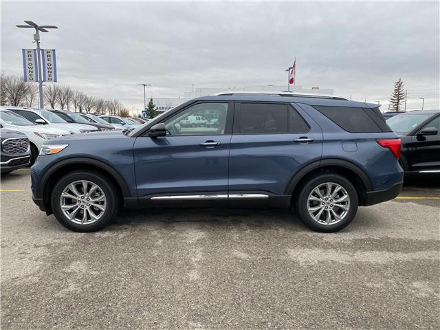 2021 ford explorer limited for sale in calgary - advantage