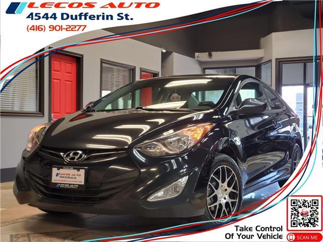 2013 Hyundai Elantra GLS (Stk: 006526) in Toronto - Image 1 of 20