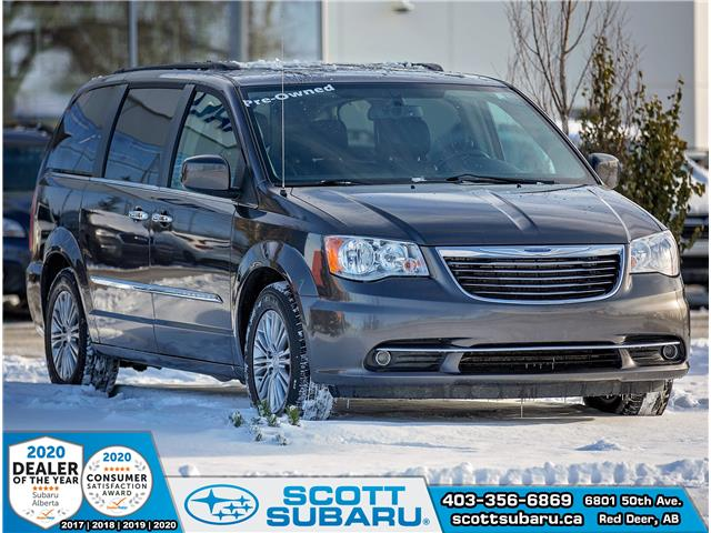 2015 Chrysler Town & Country Touring-L 2C4RC1CG2FR720332 20332U in Red Deer
