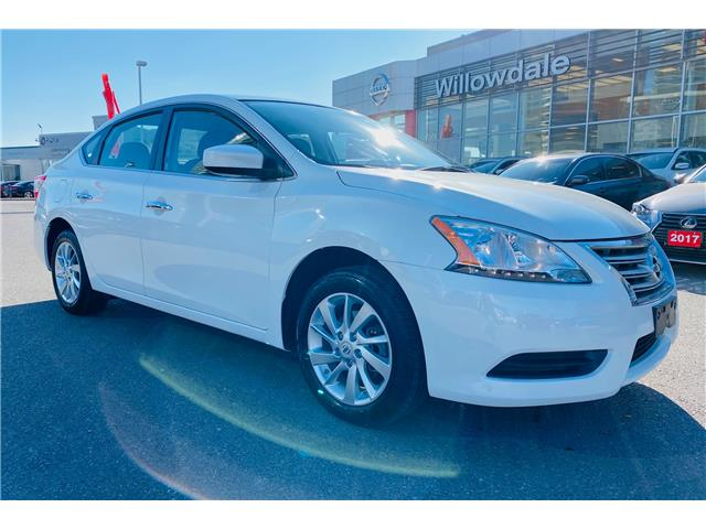 2015 Nissan Sentra 1.8 SV (Stk: C35646) in Thornhill - Image 1 of 19