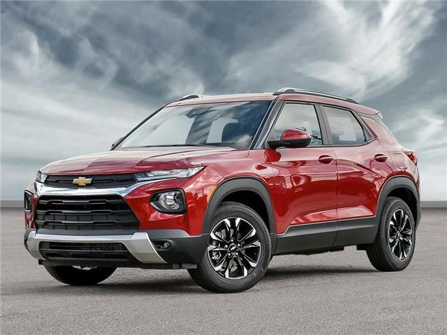 2021 Chevrolet TrailBlazer LT (Stk: C1T033) in Mississauga - Image 1 of 10